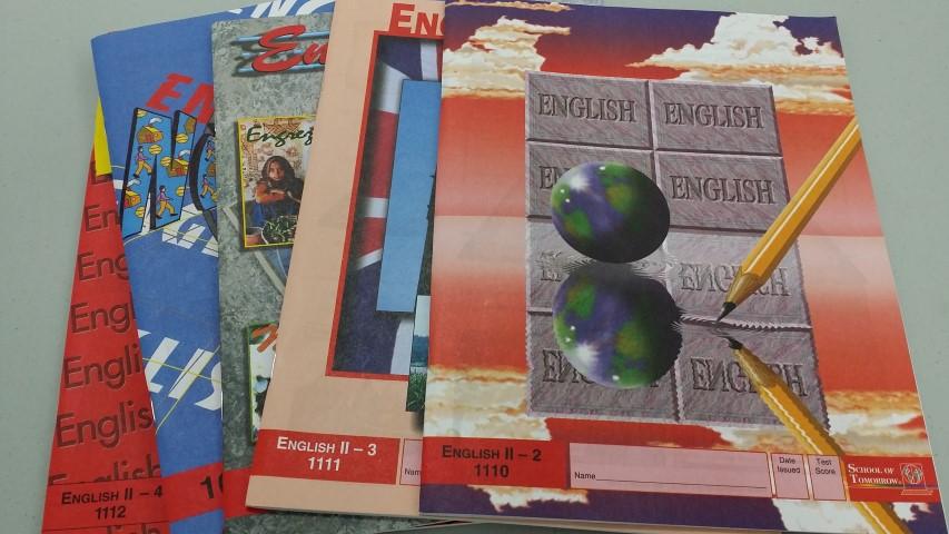 ACE English Courses